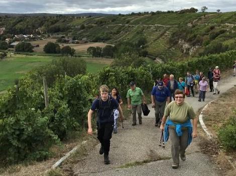 Nächste Wanderung: Sonntag, 24.03.2019 Frühjahrsgauwanderung in Dürrn